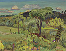 Valley at Batterwood 1930 By A Y Jackson
