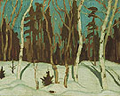 Winter Moonlight 1921 By A Y Jackson