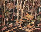 Wood Interior 1921 By A Y Jackson
