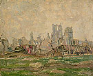 Ypres 1917 By A Y Jackson