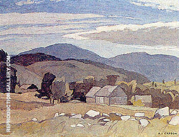 Boulter By A J Casson
