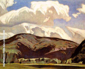 Eagles Nest By A J Casson