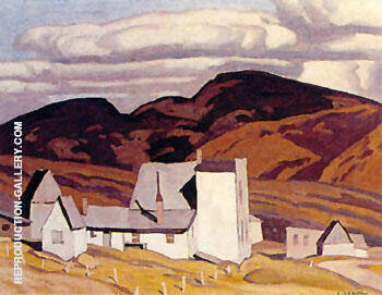 Madawaska By A J Casson