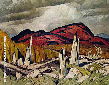 Madawaska Valley B By A J Casson