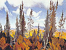 South Portage By A J Casson