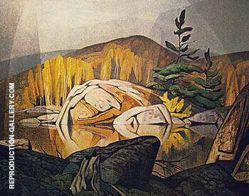 Still Morning B By A J Casson