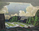 Summer Storm By A J Casson