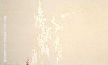 Untitled 1971 B By Clyfford Still