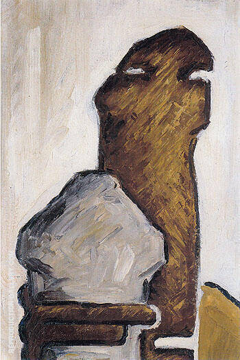 PH 436 1936 By Clyfford Still Replica Paintings on Canvas - Reproduction Gallery