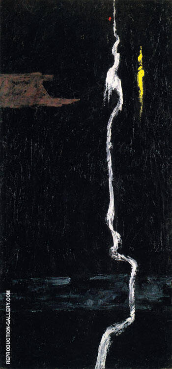 PH 204 1944 By Clyfford Still