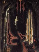 PH 135 1945 By Clyfford Still