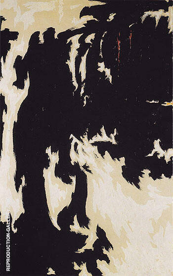 PH 446 1947 Painting By Clyfford Still - Reproduction Gallery
