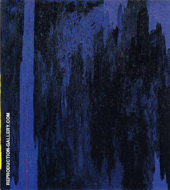 PH 585 1952 By Clyfford Still