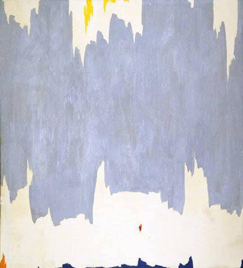 PH 966 1959 By Clyfford Still