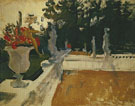 Portico with a Balustrade 1903 By Valentin Serov