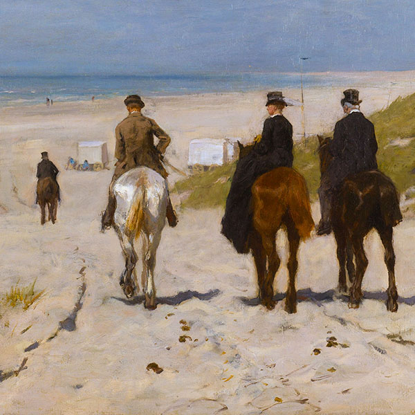 Oil Painting Reproductions of Anton Mauve