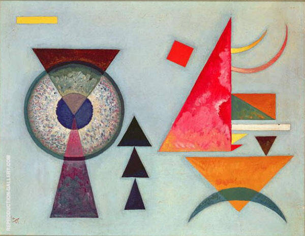Soft Hard 1927 By Wassily Kandinsky