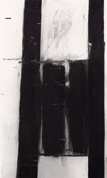 Four Square 1953 By Franz Kline