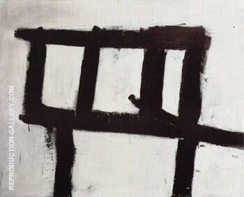 Painting No 3 1952 By Franz Kline