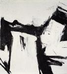 Pittston 1958 By Franz Kline