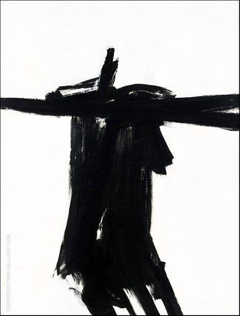 Flanders 1961 By Franz Kline