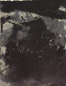 Study for Requiem 1958 By Franz Kline