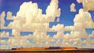 Cloud World 1925 By Maynard Dixon