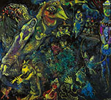 Bestiaire et Musique By Marc Chagall