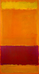 No 73 1952 By Mark Rothko (Inspired By)