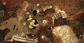 Album 1895 By Edouard Vuillard