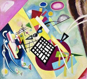 Black Grid 1922 By Wassily Kandinsky
