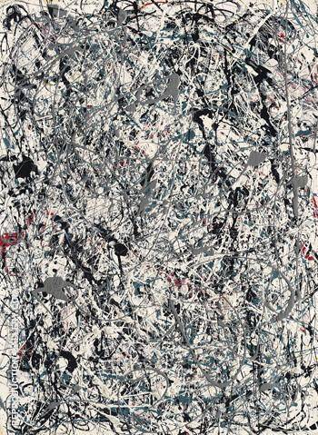 No 19 1948 Painting By Jackson Pollock - Reproduction Gallery