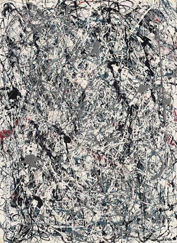 No 19 1948 By Jackson Pollock