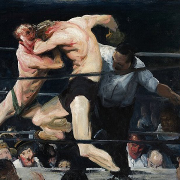Oil Painting Reproductions of George Bellows
