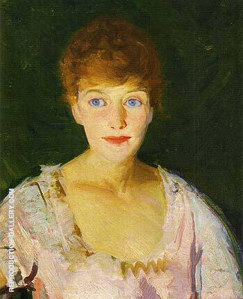 Lucie 1915 By George Bellows