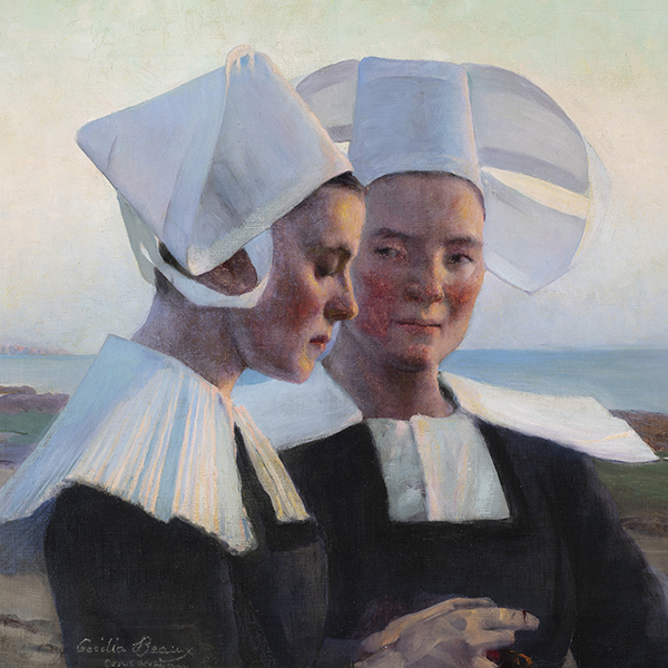 Oil Painting Reproductions of Cecilia Beaux
