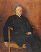 The Reverend Matthew Blackburne Grier 1892 By Cecilia Beaux