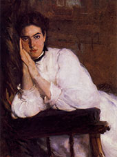 The Dreamer 1893 By Cecilia Beaux