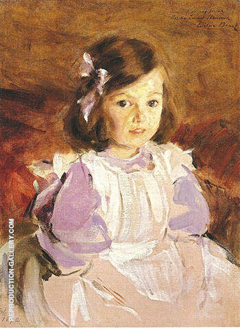 Cynthia Sherwood 1892 By Cecilia Beaux