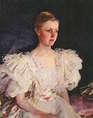 Mrs George W Childs Drexel Mary Irick 1894 By Cecilia Beaux