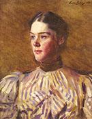 Self Portrait 1894 By Cecilia Beaux