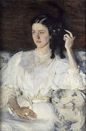 Sita and Sarita 1893 By Cecilia Beaux