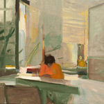 Oil Painting Reproductions of Elmer Bischoff