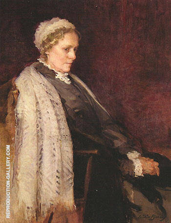 Eliza S Turner 1897 By Cecilia Beaux