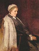 Eliza S Turner 1897 By Cecilia Beaux