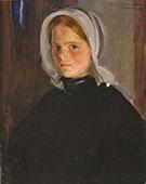 Little Lamerche ca 1900 By Cecilia Beaux