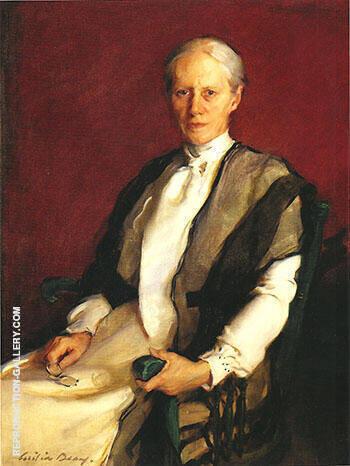 Sarah Elizabeth Doyle 1902 By Cecilia Beaux