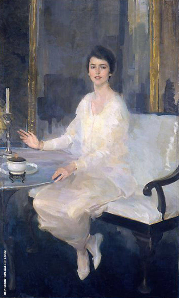 Ernesta 1914 By Cecilia Beaux