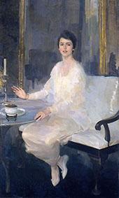Ernesta 1914 By Cecilia Beaux