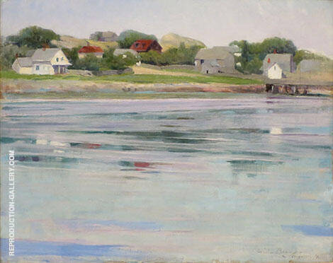 Half Tide Annisquam River 1905 By Cecilia Beaux